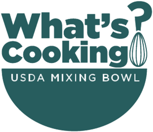 USDA - Whats Cooking